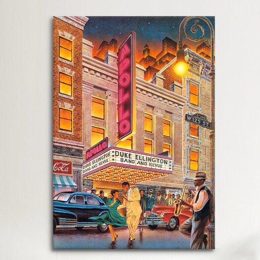 iCanvas 'Apollo Fantasy' by Keith Mallett Graphic Art on Canvas