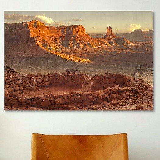 iCanvas 'Lost Kiva' by Dan Ballard Photographic Print on Canvas