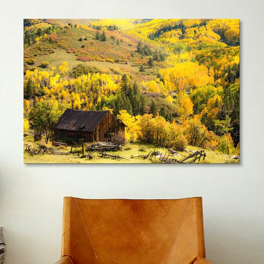 iCanvas 'Fall Pallet' by Dan Ballard Painting Print on Canvas