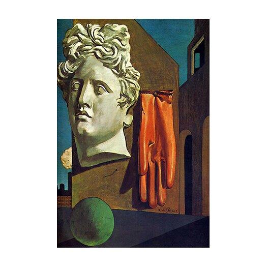 "iCanvas ""The Song of Love"" Canvas Wall Art by Giorgio de Chirico"