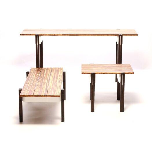 nine6 Neapolitan End Table