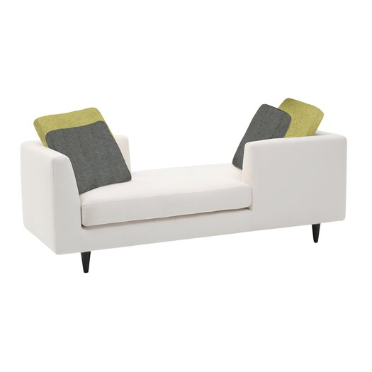 Focus One Home Elan Double End Chaise Lounge