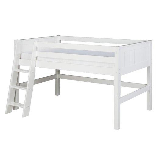 Camaflexi Camaflexi Twin Low Loft Bed