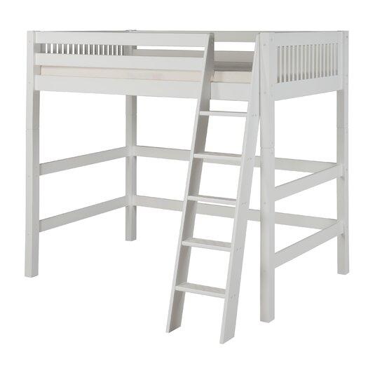 Camaflexi Twin High Loft Bed