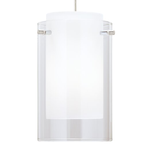 Tech Lighting Echo 1 Light 2-Circuit CFL Mini Track Pendant