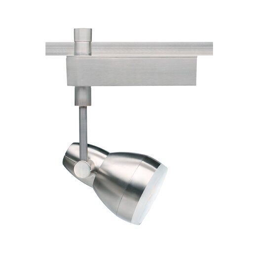 Tech Lighting Om 1-Circuit 1 Light Ceramic Metal Halide T4 20W Track Light Head with 60° Beam Spread