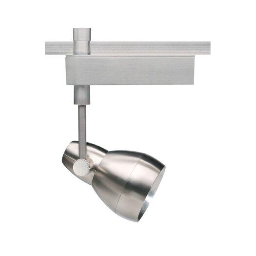 Tech Lighting Om Powerjack 1 Light Ceramic Metal Halide MR16 20W Track Light Head