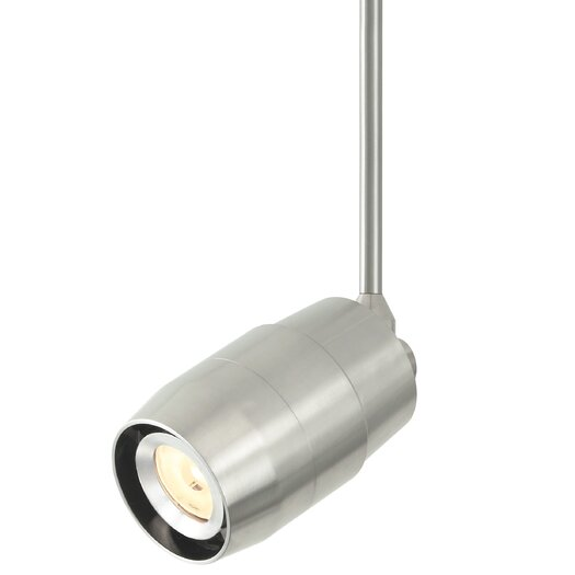 Tech Lighting Envision LED Powerjack Track Light Head with 25° Beam Spread