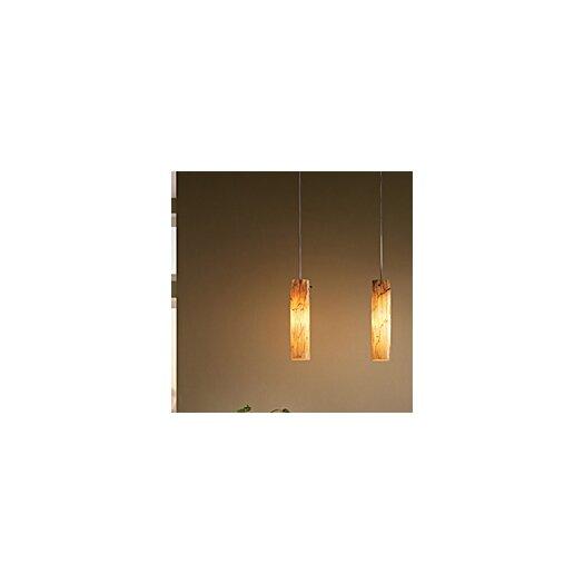 Tech Lighting Silva 1 Light Two-Circuit Monorail Pendant