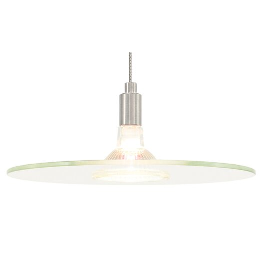 Tech Lighting Biz 1 Light Monorail Pendant