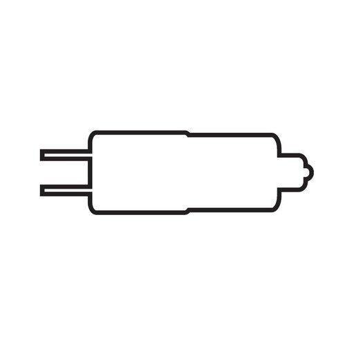 Tech Lighting 50W 12-Volt (3000K) Solid Halogen Light Bulb
