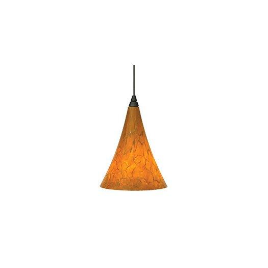 Tech Lighting Mini Melrose 1 Light Mini Pendant