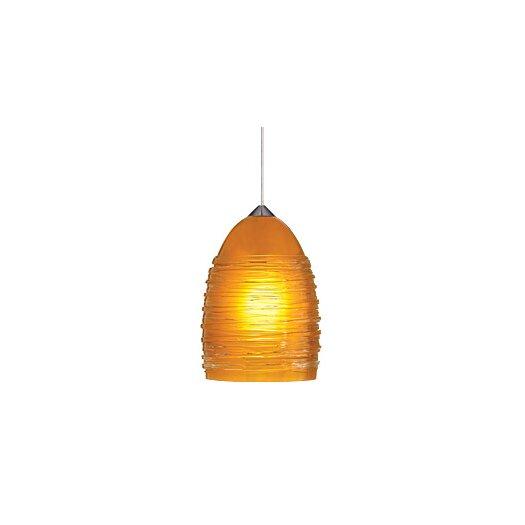 Tech Lighting Small Nest 1 Light Monorail Pendant