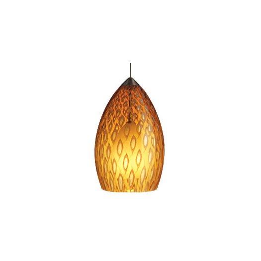 Tech Lighting Firebird 1 Light Mini Pendant