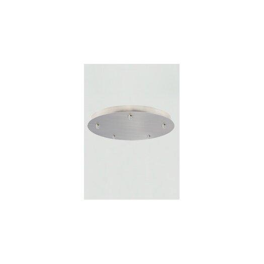 Tech Lighting FreeJack 5-Port Round Canopy