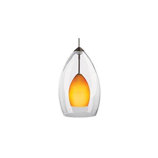 Tech Lighting Inner Fire 1 Light Mini Pendant