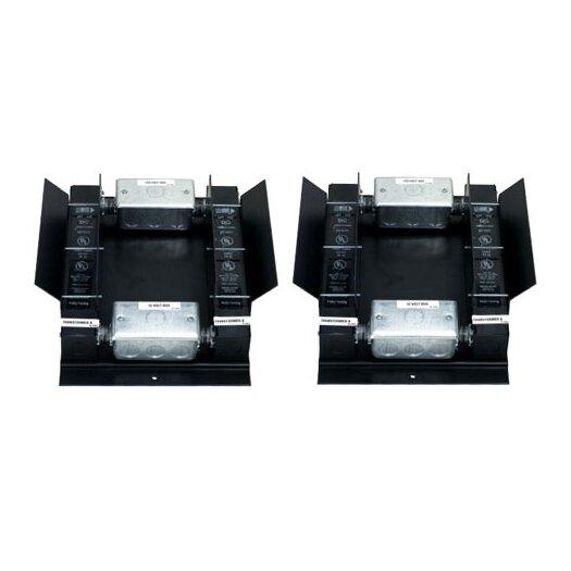 Tech Lighting Two-Circuit MonoRail Dual-Feed Electronic Remote Transformer 300W 12V
