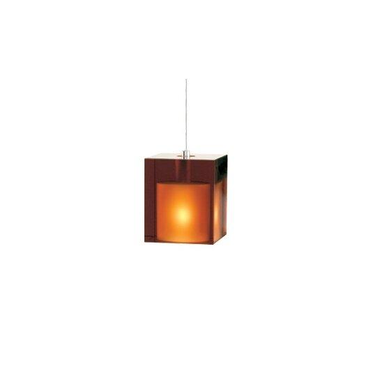 Tech Lighting Cube 1 Light Mini Pendant