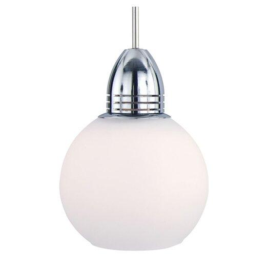 Tech Lighting Torpedo 1 Light Mini Globe Pendant