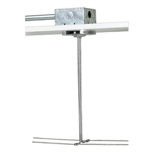 """Tech Lighting Kable Lite 4"""" Round Single Feed Canopy"""
