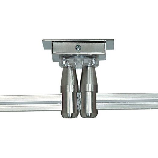 Tech Lighting MonoRail Square Dual Power Feed Canopy