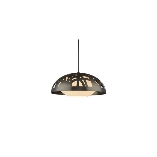 Tech Lighting Ventana 1 Light Bowl Pendant