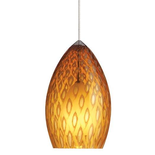 Tech Lighting 1 Light Firebird Pendant