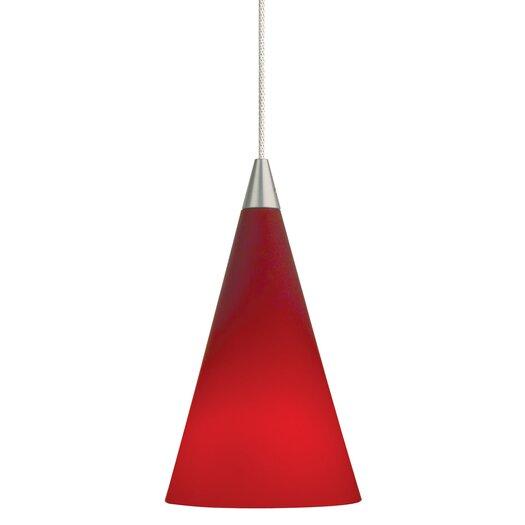 Tech Lighting 1 Light Cone Pendant