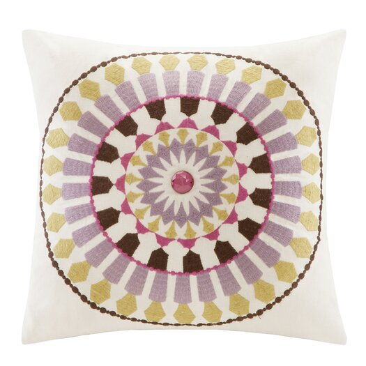 Echo Design™ Vineyard Paisley Cotton Throw Pillow