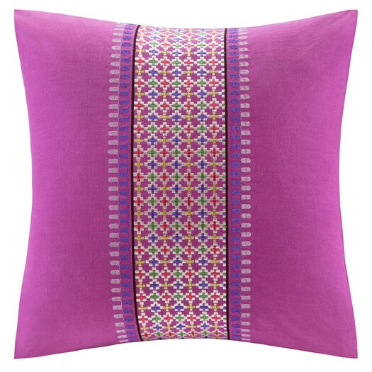 Echo Design™ Vineyard Paisley Cotton Throw Pillow