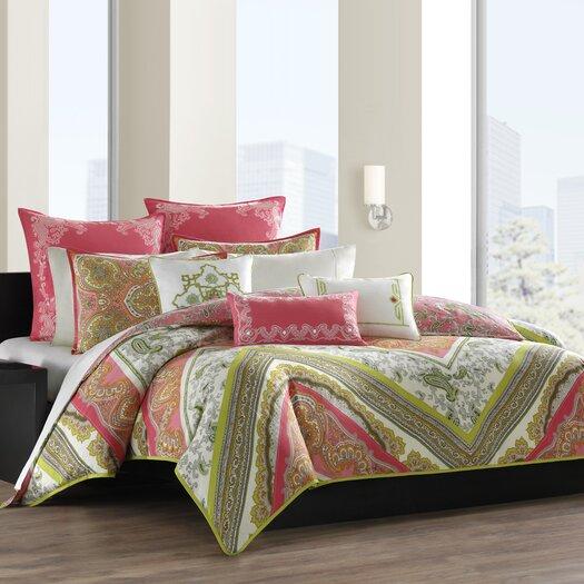 Echo Design™ Gramercy Paisley Cotton Lumbar Pillow