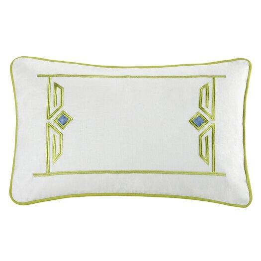 Echo Design™ Sardinia Cotton Lumbar Pillow
