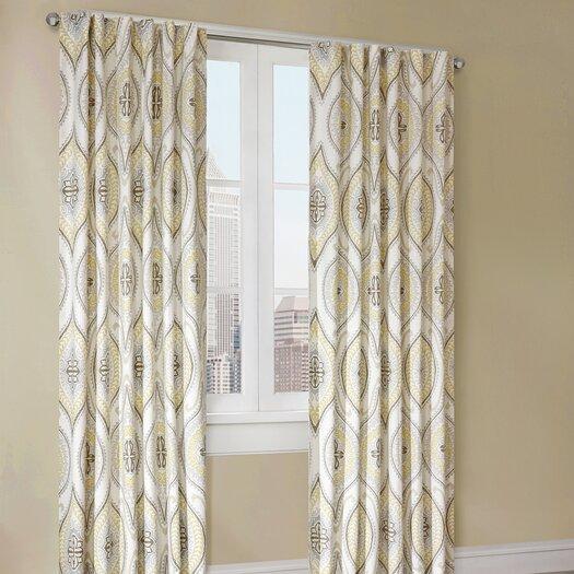 Echo Design™ Lanterna Single Curtain Panel