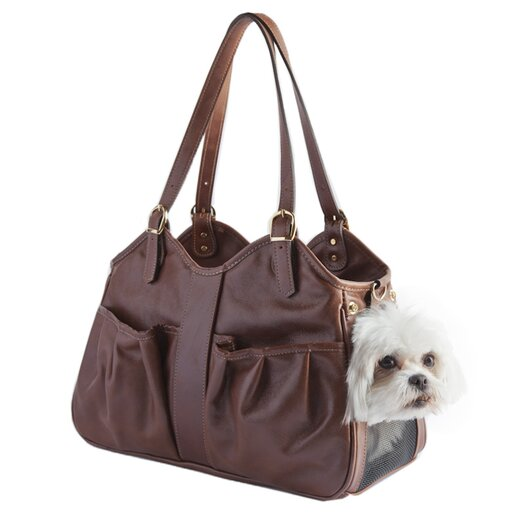 Petote Petote Metro Couture Pet Carrier