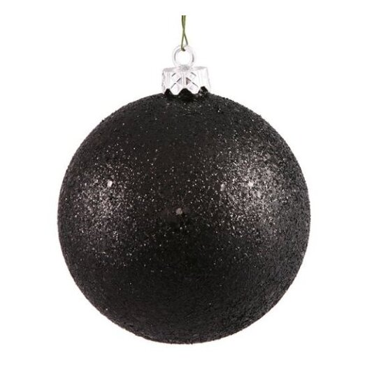Queens of Christmas Glitter Ball Christmas Ornament