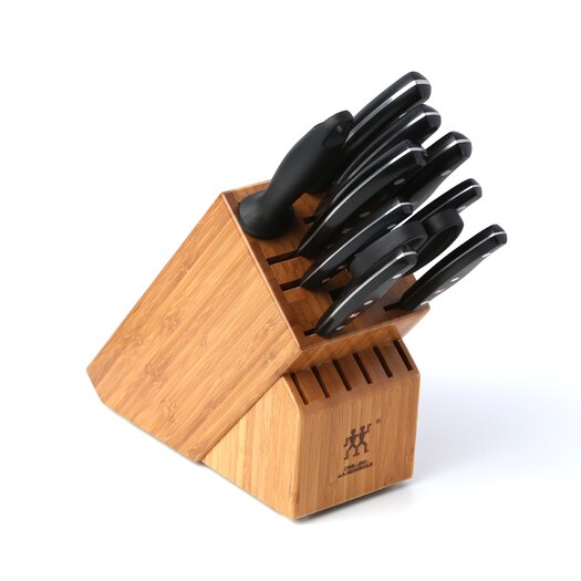 Zwilling JA Henckels Twin Signature 11-pc Knife Block Set