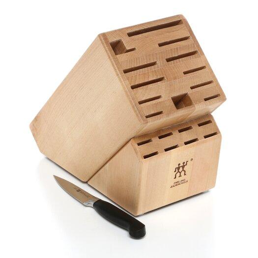 Zwilling JA Henckels Super 20 Slot Knife Block