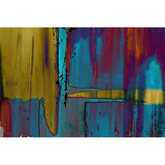 Maxwell Dickson Negatives Painting Print on Wrapped Canvas