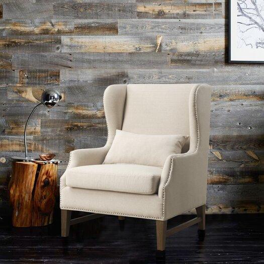 TOV Furniture Devon Wing Arm Chair