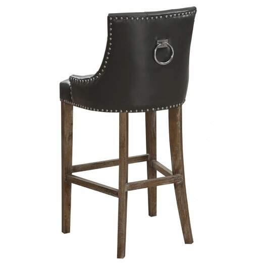 Tov Uptown 30 9 Quot Bar Stool With Cushion Allmodern