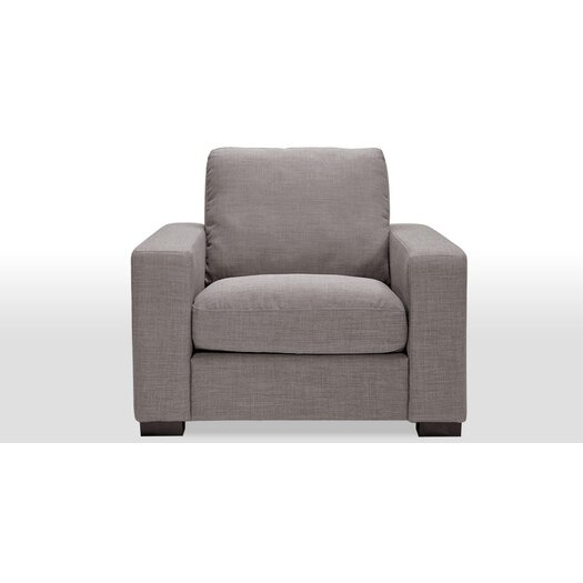 Cooper Deep Seating Armchair and Ottoman