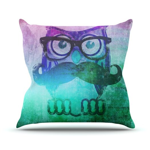 KESS InHouse Showly Throw Pillow
