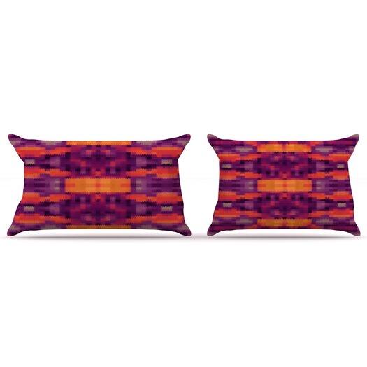 KESS InHouse Medeaquilt Pillow Case