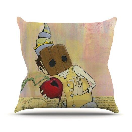 KESS InHouse Thalamus Throw Pillow