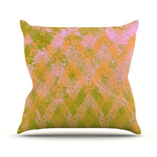 KESS InHouse Fuzzy Feeling Throw Pillow