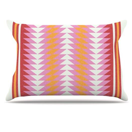 KESS InHouse Bomb Pop Pillowcase