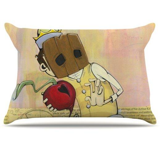 KESS InHouse Thalamus Pillowcase