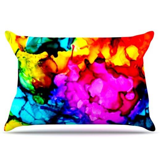 KESS InHouse Sweet Sour Pillowcase