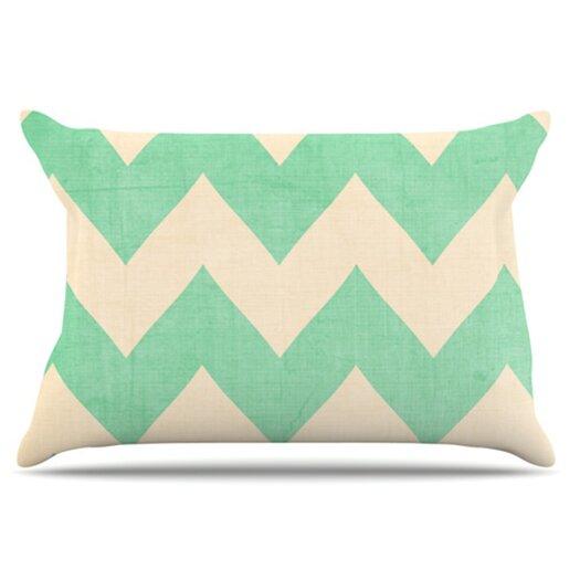 KESS InHouse Malibu Pillowcase