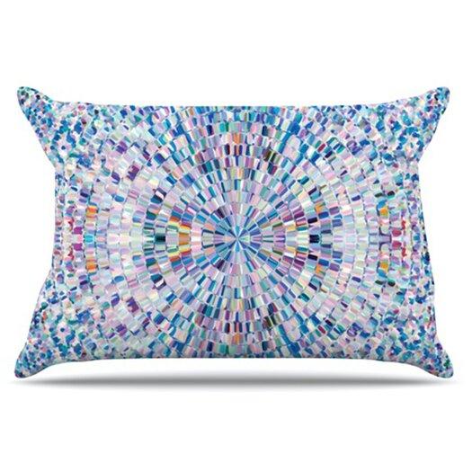 KESS InHouse Looking Pillowcase